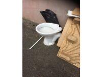 Armitage Shanks toilet bowl