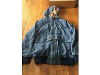 Boys Aged 7-8 Summer Coat/Jacket. Excellent Condition. Never Worn