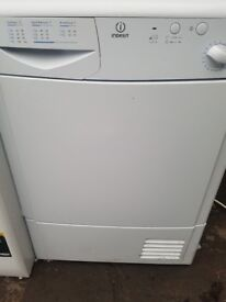 Indesit tumble drayer condeser