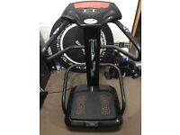 POWER TREK Vibrating Fitness Plate