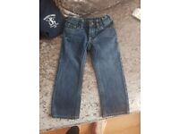 Ralf Lauren jeans age 2