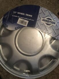 "13"" Wheel Trims (in packaging)"