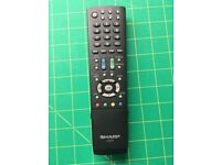 Sharp Aquos TV Remote **HELP PLEASE**