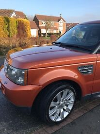 Range rover sport 4.2 super charge sport