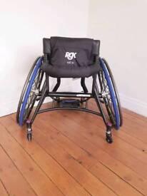 High Spec RGK Elite sports chair