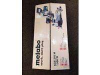 Metabo KGS216M 1.500 W Crosscut Saw. Brand new condition. Unused.