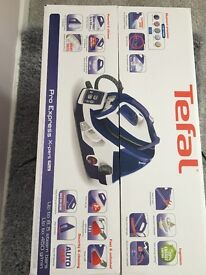 REDUCED PRICE Brand new in sealed box iron
