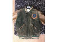 Genuine US Air Force test pilot jacket