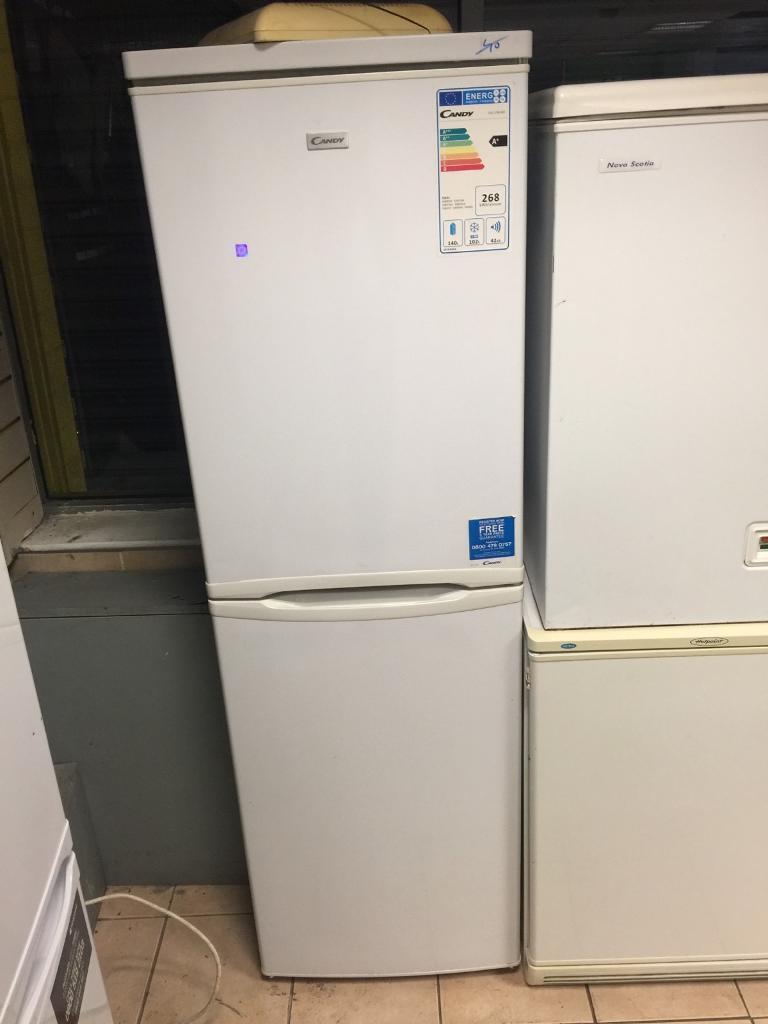 15.candy fridge freezer