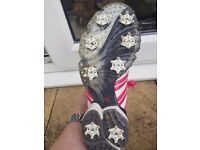 Ladies golf shoes size 6 - paula creamer ltd edition- only worn twice