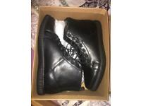 ASOS Lace up Boots, Men's/Black, brand new in box
