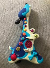 Selection of B toys kids toys musical barn animals keyboard guitar bus cars