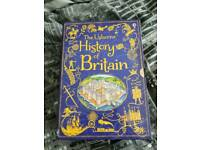 The Usbourne History of Britain books