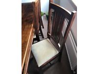 John Lewis Maharani 6 x Dining Chairs