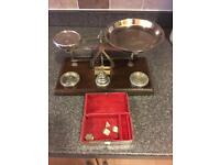 Johnsons of Hendon vintage scales