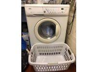Zanussi Washer & Dryer - fast spin, 6 kilo load