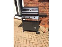 Beefeater Gas BBQ used once (for filming) excellent condition