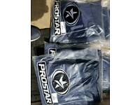 Prostar water proof trousers
