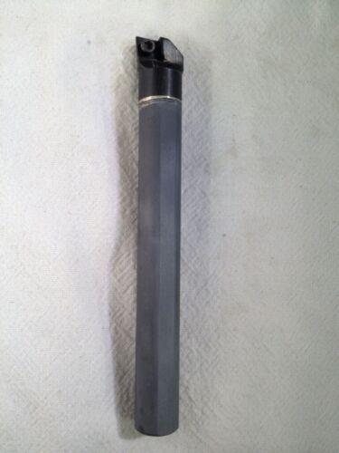 """NEW 5/8"""" CARBIDE BORING BAR C10-SCLCR-3. TAKES CCMT 32.52 CARBIDE INSERT  (A641)"""