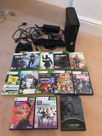 Xbox with Kinect bundle