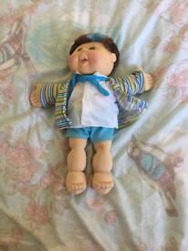 cabbage patch boy doll
