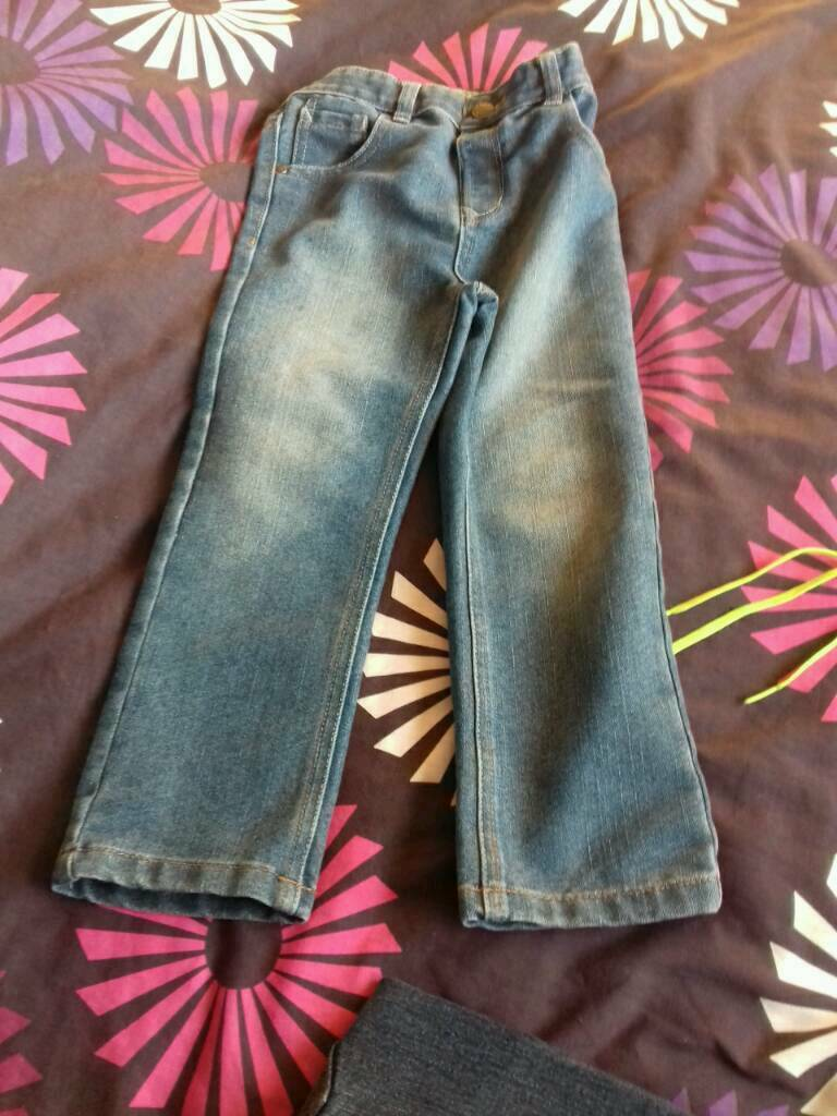 Boys jeans age 4-5