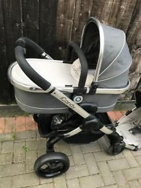 Icandy pram like new £350