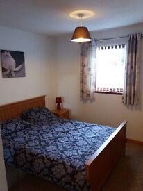 Fully furnished 1-bedroom flat