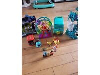 Scooby doo playsets