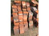 RECLAIMED ROSEMARY ROOFING TILES MADE IN BRIDGWATER APPROX 1500