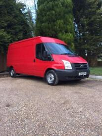 2012 FORD TRANSIT 115 T300 LWB RWD (ONE OWNER) (FULL SERVICE HISTORY)