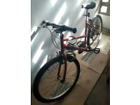 second hand mountain bike in good conditions 50£