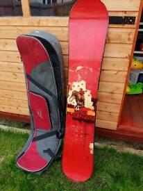 Fleetwood Ride 161 Snowboard