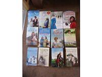 12 War Time Paperback Novels