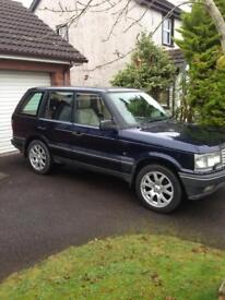 Range Rover p38 4.6v8 LPG