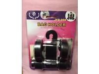 Bag Holder in car £5
