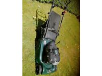Hayter harrier lawnmowers for sale