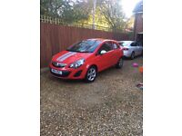 Corsa. low millage. full service history. A/C