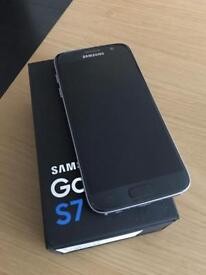 Samsung Galaxy s7 black unlocked