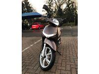 Peugeot Tweet 50 2014 1yr MOT, serviced, big wheels, immaculate