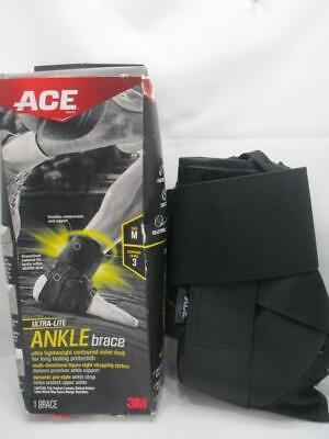 ACE Ultra-Lite ANKLE Brace Medium Support Level 3 Men or Women 901014