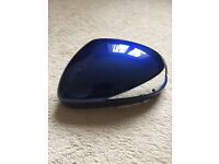 Genuine Honda Civic Wing Mirror cover (blue) - LHS