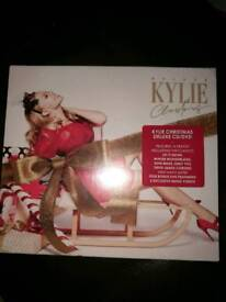Kylie minogue xmas cd (new sealed)