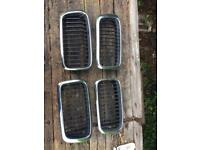 Front grill for 7 series BMW