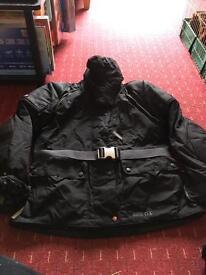 Hein Geriche Gortex Motorcycle Clothing Size 16