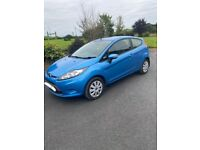 Ford, FIESTA, Hatchback, 2009, Manual, 1242 (cc), 3 doors