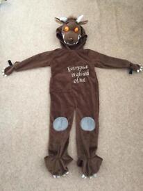 Kids Gruffalo fancy dress costume (2-3yrs)