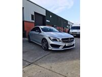 Mercedes AMG cla FULLY LOADED!!!
