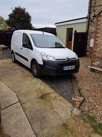 Citroen berlingo enterprise 65 plate with sat nav, air con, park assist, new front end.