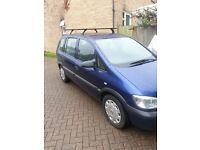Vauxhall Zafira LIFE 2.0 MPV Design 7 Seater DTI Diesel